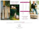 PETER HANSEN .. Ceramic Design
