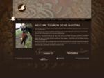 Simon Dickie Shooting | Totara Lodge Shoot