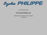 Cycles Philippe, Fabricant de cadres vélos, Vtt, Tandem