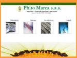 Phito Marca s. a. s Erboristeria e Ingrosso fitoterapici, spagyrici