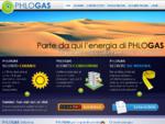 Phlogas - energia per il benessere