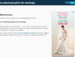 Accueil - La photographie de mariage