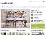 Fototapeter, tapeter og bilder på lerret - Bestill online hos Photowall