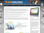 PHP Web Scripts - Quality Software for Your Web - Ad Manager Pro, Easy Banner Pro, Link Up Gold, ...