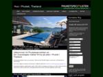 Hus i Phuket till salu | Hus i Thailand säljes | Lägenheter till salu | Phuketspecialisten. se