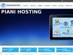 Pianeta Hosting - Piani Hosting e reseller - Home Page - Servizi hosting con PHP e MySQL CGI PERL ...