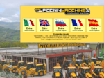 Piccinini Macchine - Home Page