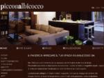 Picconalbicocco Arredamenti Bordighera Imperia negozio vendita mobili, cucine, complementi ...