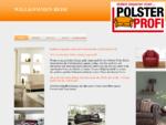 Polster-Profi Polstermöbel in Raisdorf bei Kiel