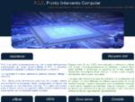 assistenza tecnica computer Pistoia Pronto Intervento Computer