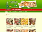 Pica į namus Vilniuje | Greitai, skaniai ir pigiai - 864444844