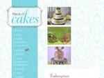 Piece of Cakes | Τούρτες - Προσκλητήρια - Μπομπονιέρες Γάμου - Βάφτισης - Γενεθλίων - Events
