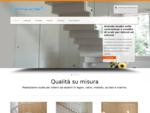 Scale a Giorno Produzione e vendita scale, scale a chiocciola e ringhiere a Modena, Verona e ...
