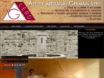 Pierre et Design - Atelier Artisanal Germain LERO Tailleur de pierre