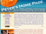 Peter s Home Page