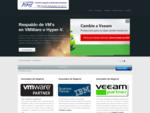 PIME Division Empresarial, especialista en virtualizacion y consolidacion, servidores IBM, produc