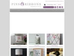 Handmade Home Accessories by Pins and Ribbons - Furnishings and Accessories Handmade in the UK