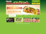 Pita Pit - Fresh Thinking Healthy Eating - Pita Pit