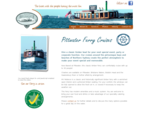 Cruise and Ferry hire | Special Event Boat Hire | Pittwater Ferry Service
