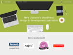 WordPress design development by Pixelberry - Auckland, New Zealand