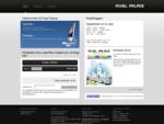 Välkommen till Pixel Palace! | Visitkort, inbjudningskort, IT-tjänster