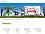 PixelPlanet Tools zur PDF Ver und Bearbeitung, Erzeugung, Sicherheit, PDF Export, PDF zu Word ...