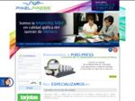 Imprenta en Cancún líder en impresión del Sureste Mexicano PIXELPRESS