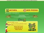 Pizzas à Gardanne 13120, pizzas à emporter et livraison gratuite le soir - Pizza du Cours Chez ..