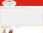 Pizza Casa Πίτσα Βόλος Κάζα Πίτσα Θεσσαλονίκη Πιτσαρία casa di pizza