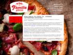 Πιτσαρία Λάρισα | Pizza Familia