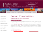 Paschal J O'Hare| Solicitors Northern Ireland