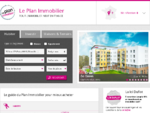 Immobilier neuf en France pour acheter, investir dans un appartement neuf, une maison neuve, un t