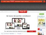 Plan B! reklaamiagentuur | koduleht | kodulehe tegemine | kodulehe valmistamine | veebilehe teg