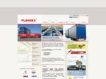 Przyczepy ciężarowe, nadwozia, plandeki - Plandex
