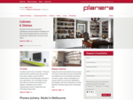 Planera Joinery | Wardrobes | Entertainment Units | Kitchens | Bathroom Cabinets | TV units |