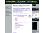 Cupole per planetari digitali e accessori - Costruzione Cupole e Planetari completi JimdoPage