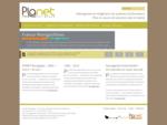 PLANET Bourgogne - Portail