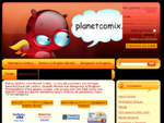 Planet Comix Το ηλεκτρονικό κατάστημα για comics, comic books και dungeons dragons