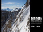 Alpinismo arrampicata, montagna trekking, online con PlanetMountain. com