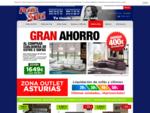 Sofaacute;s online, Chaise longue, Butacas, Sillones de masaje. Tienda del sofa en Aviles Asturi