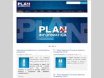 Benvenuti nel sito della Plan Informatica S. r. l. Home | Plan Informatica S. r. l. - Soluzioni ...