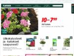 Kaikki puutarhaasi - istutus kasvatus kasvit - Plantagen. fi