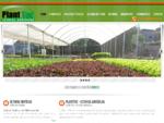 Plant-Tec - Estufas Agrícolas, Cultivo Protegido, Hidrocultura