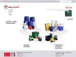 Aha Plastik - vedra, zaboji, sodi, ročke, posode za gorivo, plastenke, doze
