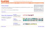 Platoo software home