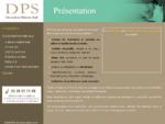 DPS artisan platrier staffeur Toulouse, cheminées, staff, corniches, enduits, béton ciré, esca