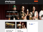 Teater i Stockholm - Playhouse Teater
