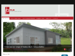 Commercial and Residential Builders - Transportable Homes NZ » PLB Construction Group Ltd.