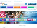 Ploft Kids - Sua loja de Brinquedos e Playgrounds