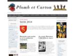 Plomb et Carton | Le bloc-notes quot;belliludiquequot; d039;Éric Dufour